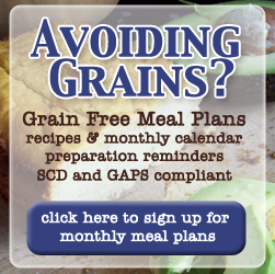 Grain-Free Meal Plans