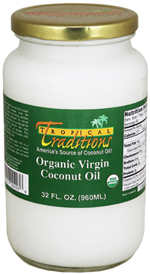 Coconut Oil and Coconut Products
