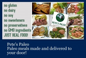 petes paleo meals