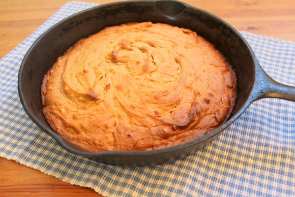Peanutbutter Brownies in pan