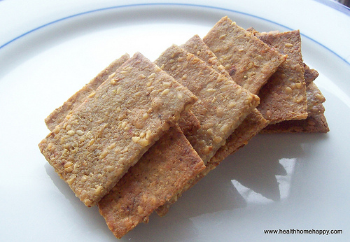 Grain Free Crackers