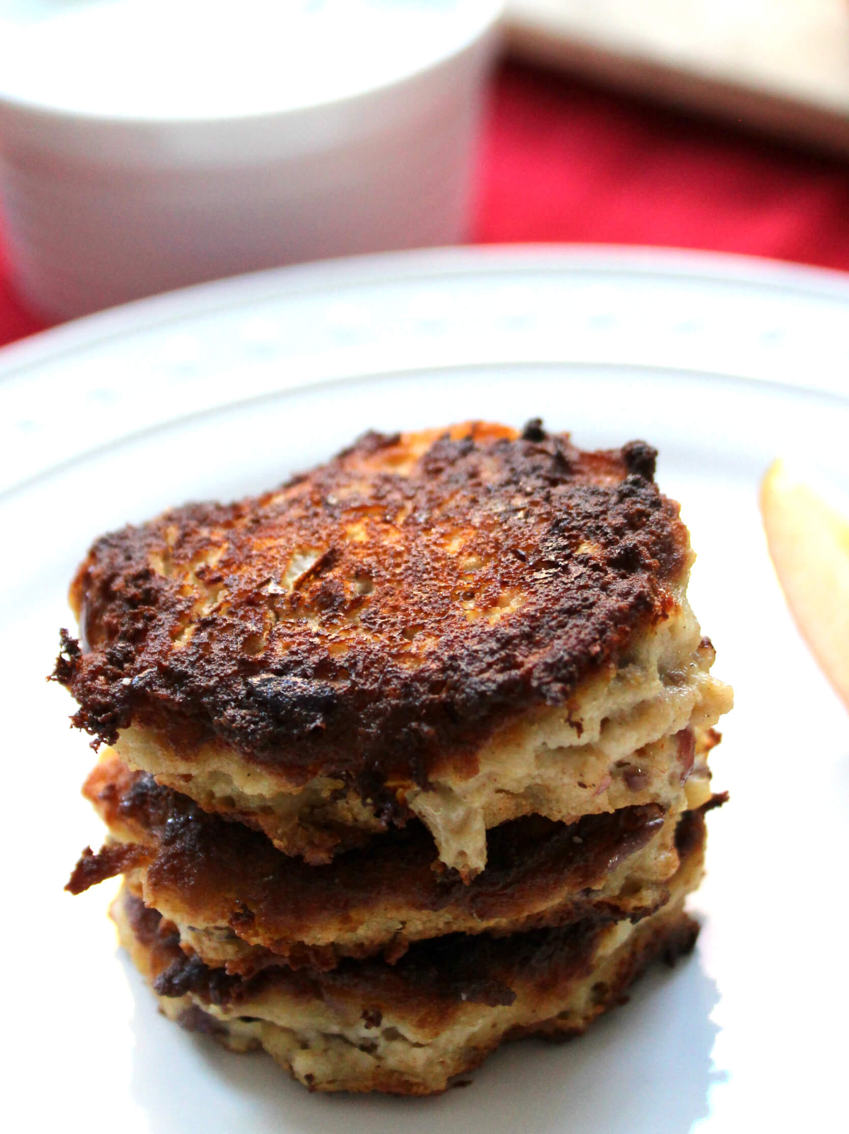 Gluten-Free Apple Latkes (Paleo, GAPS, SCD) - Health, Home ...