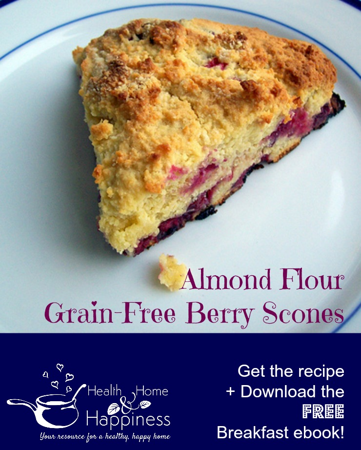 grain free scones pin