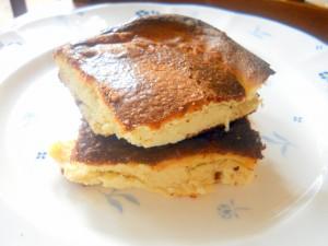 Baked Almond flour Pancake