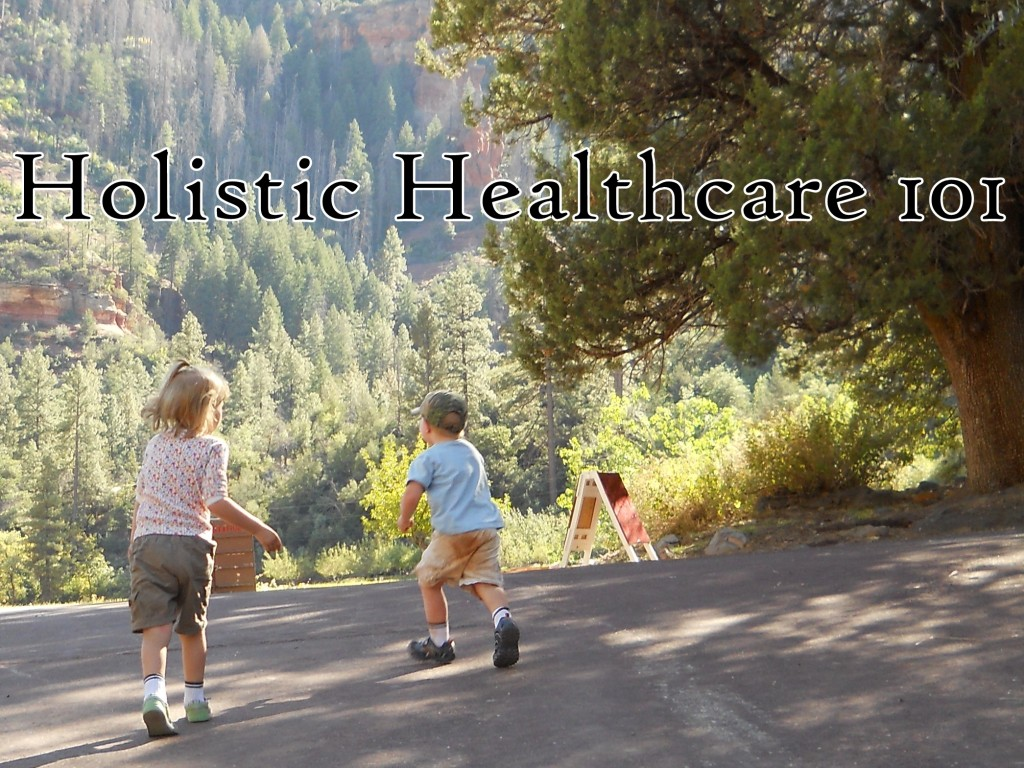 Holistic Healthcare 101