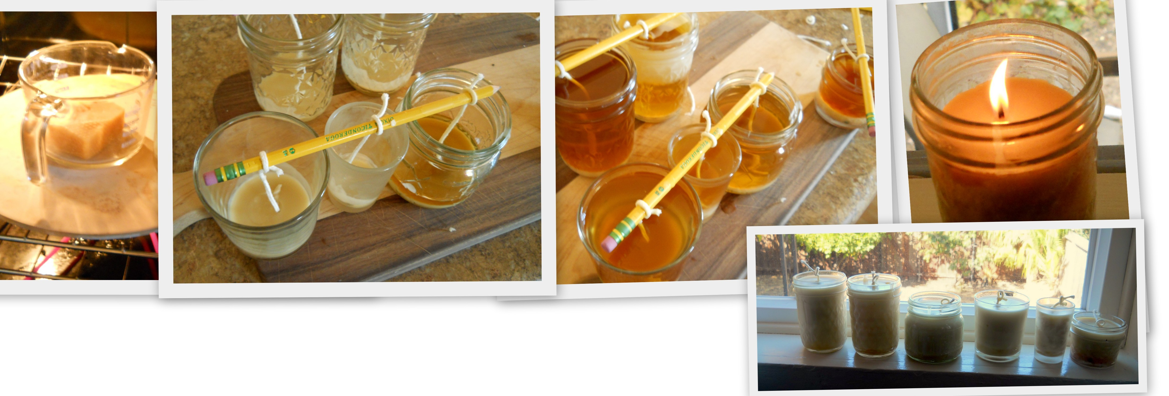 how to make beeswax at home