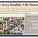 Healthy Living Summit After Presale