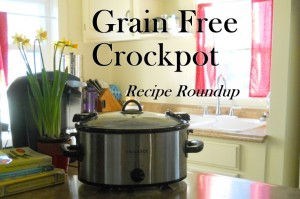 Grain Free Crockpot Recipe Roundup