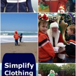 simplify clothing