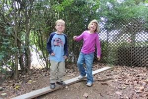 Balance for sensory integration