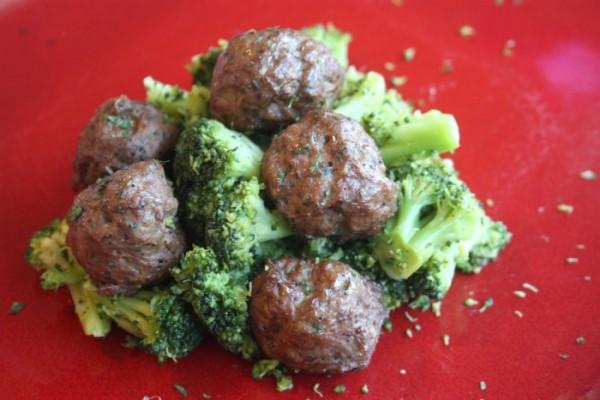 Czech Meatballs & Veggies (GAPS, Paleo) from Health, Home & Happy (1)