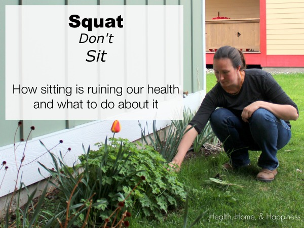 How Squatting will Improve Your Longevity