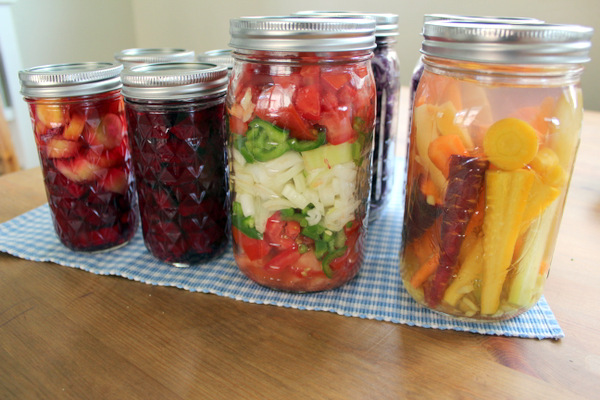 How To Have a Veggie Fermention Day (2)