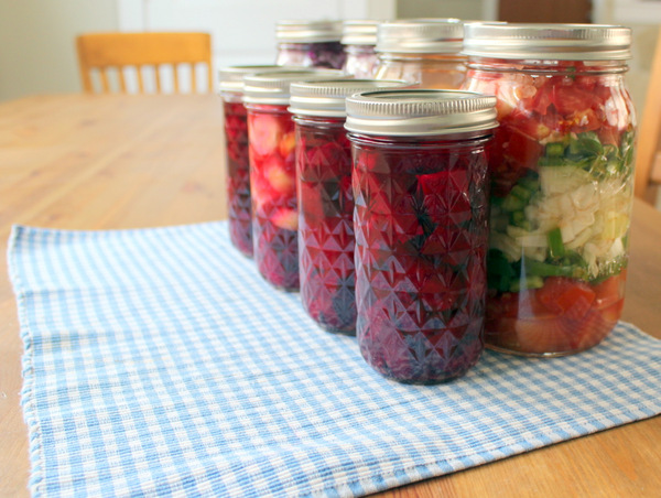 How to Prepare Cultured Vegetables