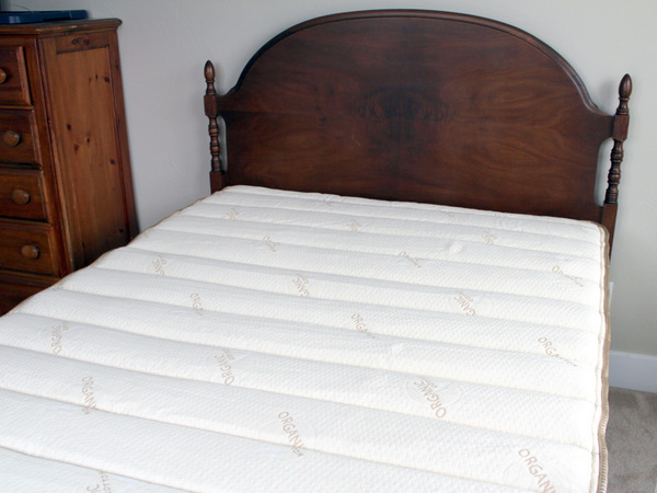 Organic Mattress from Amazon  - review  (1)