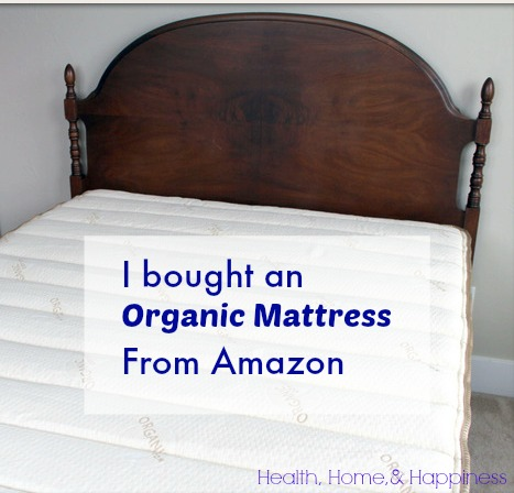Organic Mattress from Amazon  - review  (2)