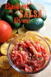 Easiest Salsa Ever! - GAPS, Paleo