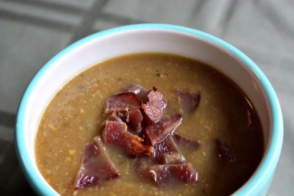 Spicy Zucchini Crockpot Soup - GAPS gluten free and paleo