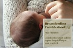 Breastfeeding newborn troubleshooting printable