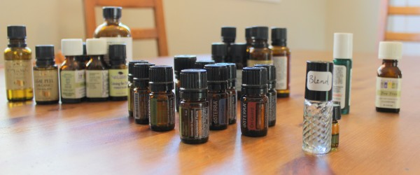 Health Home and Happiness - Essential Oils I Use