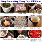 Soup Once a day every day all winter