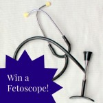 Win a Fetoscope for technology free listening to baby