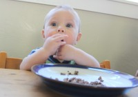 How to Start Solids with baby on the GAPS Diet {and what we do in our family}