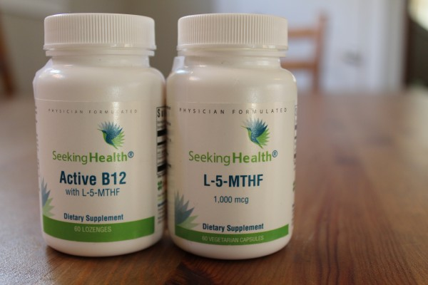 these supplements contain folate that is more easily absorbed than the cheaper folic acid