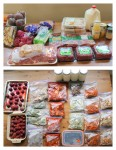 Bulk cooking paleo and GAPS - 12+ meals in 3 hours!