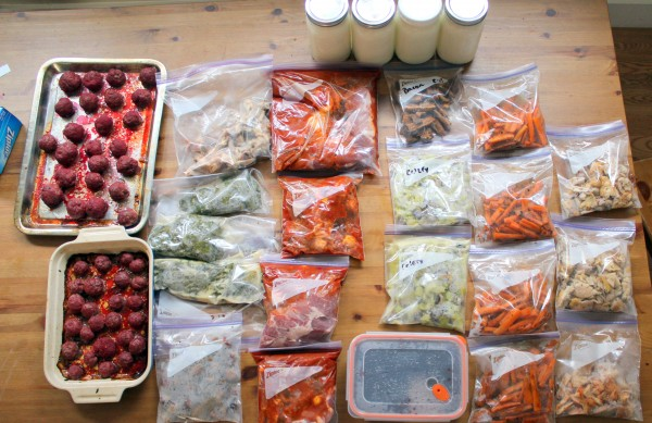 paleo bulk freezer cooking