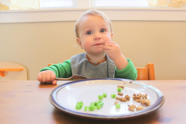 GAPS Diet - when to start solids and what to start