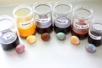Easy Naturally Dyed Easter Eggs for Families