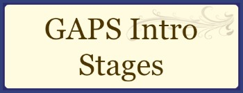 GAPS Intro Stages button