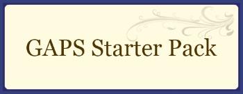 GAPS Starter Pack