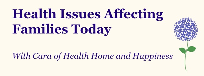 Health Issues Affecting Families Today Header