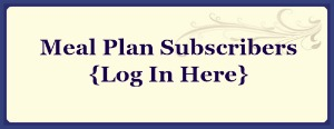 meal plan subscribers log in here
