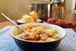Get Well Soon Gluten Free Chicken Noodle Soup