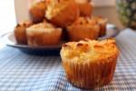 Pineapple Coconut Almond Flour Muffins