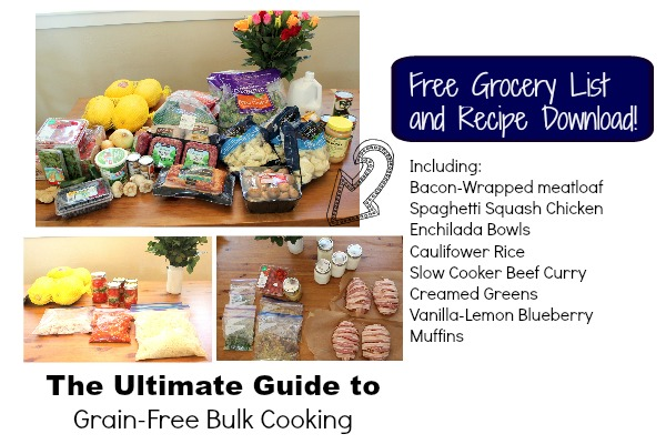 free download grain free bulk cooking