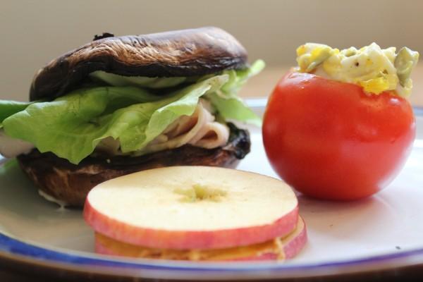 12 Grain Free Gluten Free Non Bread Sandwiches