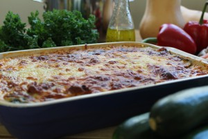 Delicious Zucchini Lasagna (Great Grain-Free Freezer Meal)