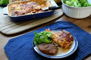 zucchini lasagna grain free