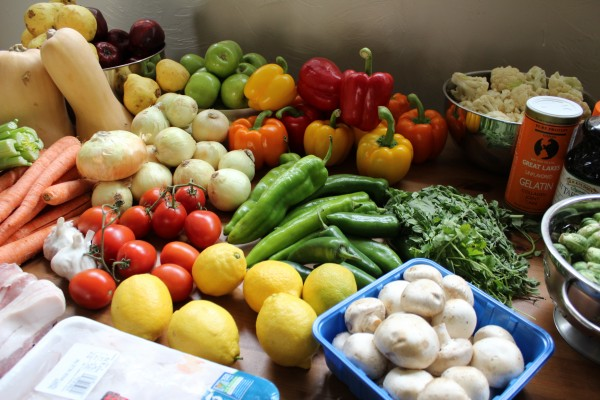 Groceries and Food Waste