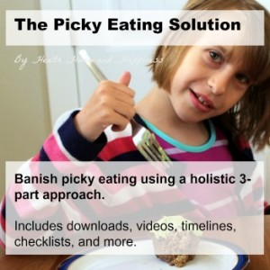 Picky Eating Solution class