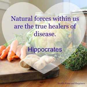 Natural Forces Heal