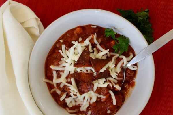 Pizza Chili - GAPS