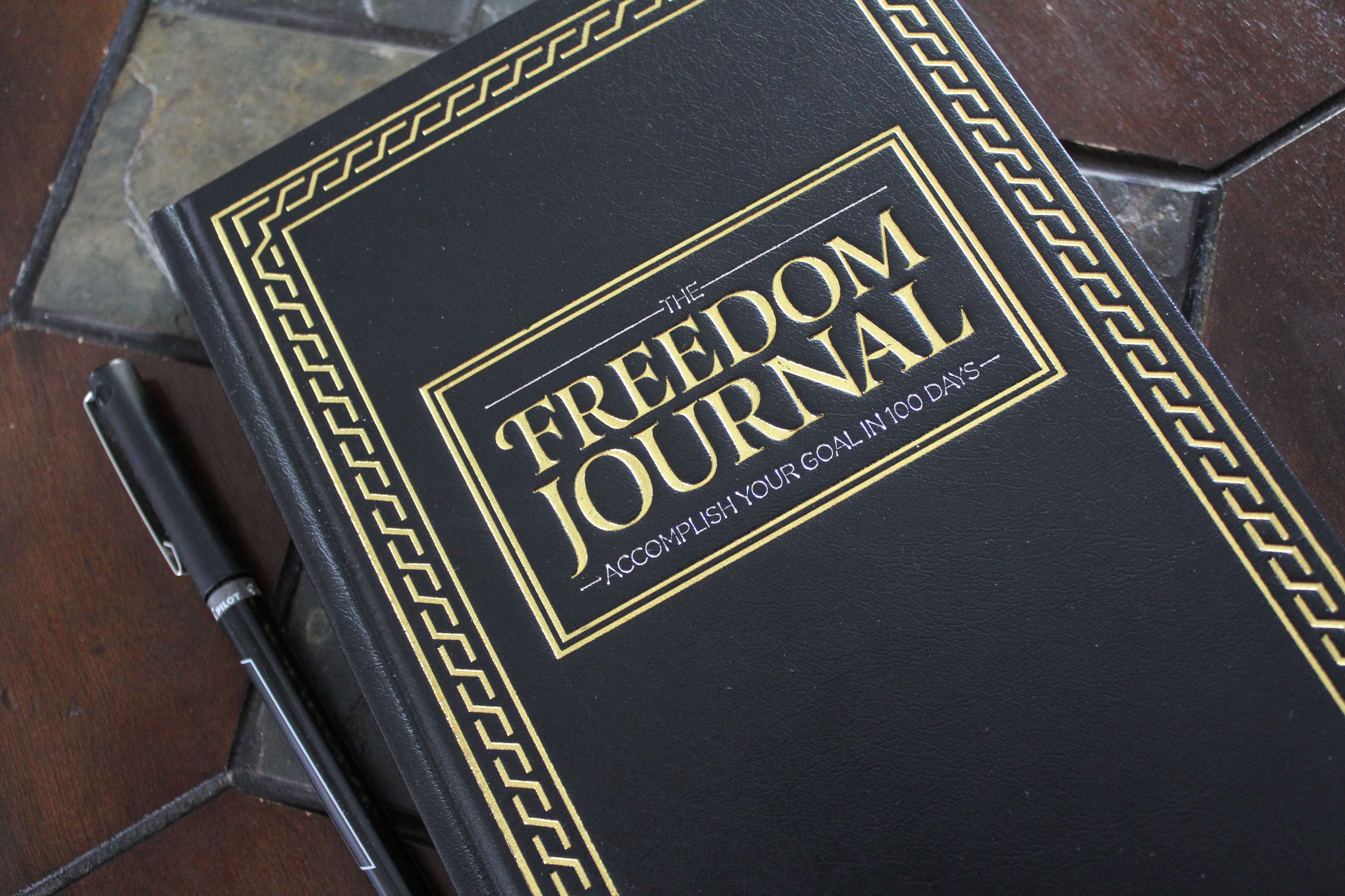 Review: The Freedom Journal, A Journal for Goal-Oriented People