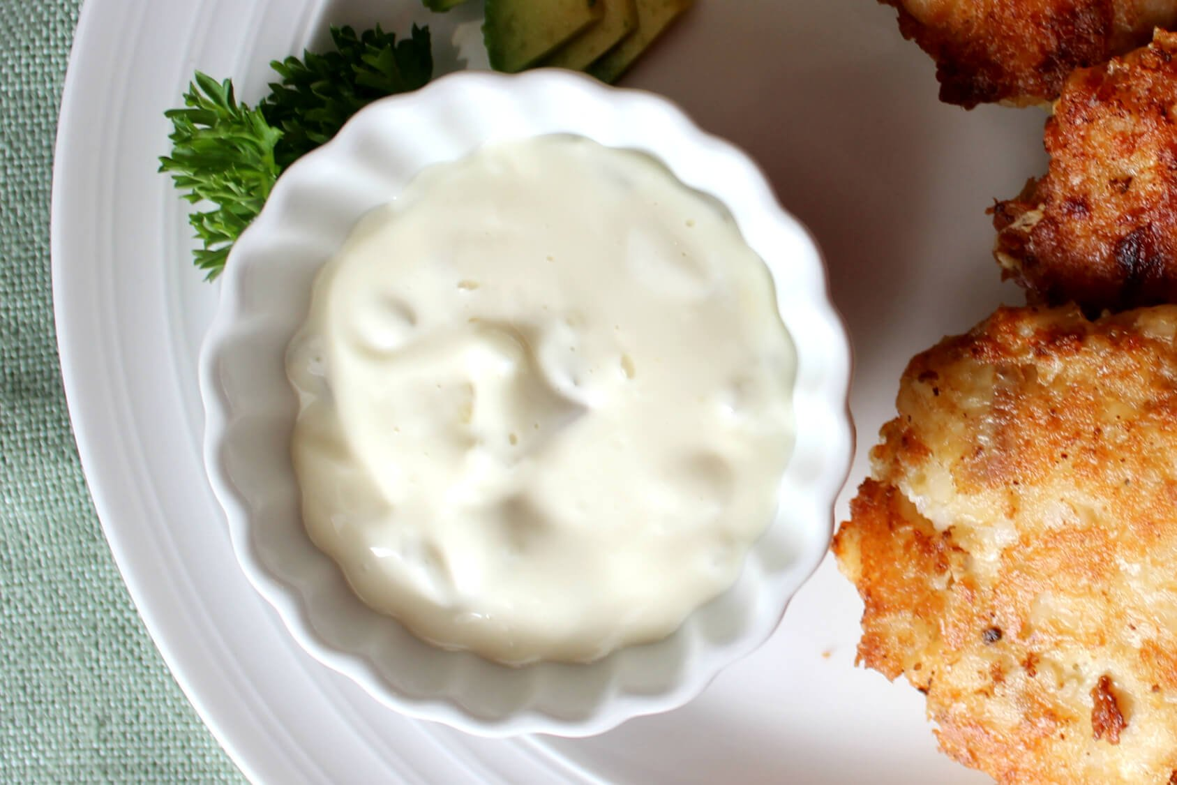 Simple yummy paleo tartar sauce for fish health home for Is fish sauce gluten free
