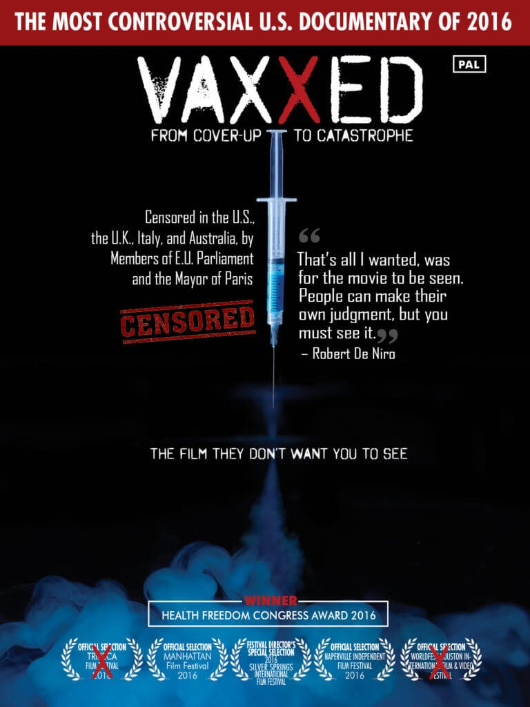 Vaxxed: The Movie {Review} - Health, Home, & Happiness