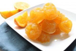 Irresistible Orange Creamsicle Gelatin Treats